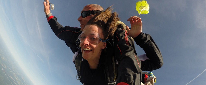 Saut parachute Haguenau