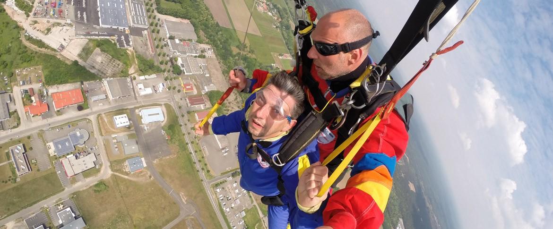 saut parachute Wissembourg