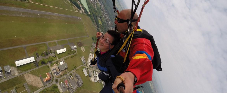 Parachutisme Lorraine