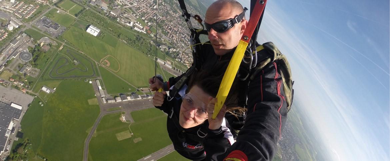 parachute Strasbourg