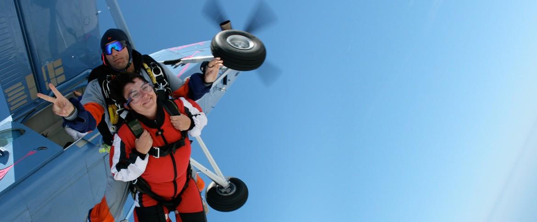 Centre de parachutisme-Skydive