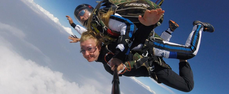 Centre parachutisme Sky Delivery Alsace Vosges Lorraine