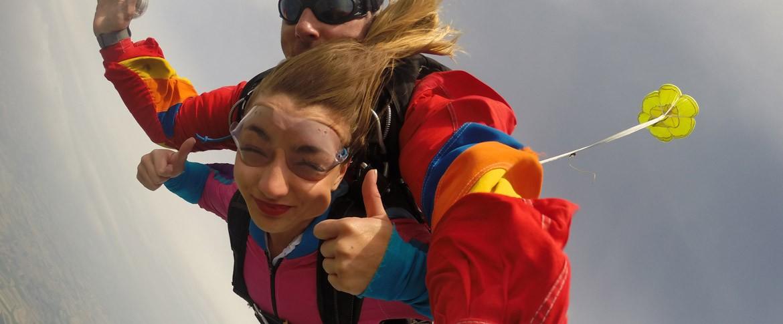 Saut parachute Lorraine