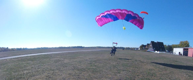 Parachutisme Haguenau