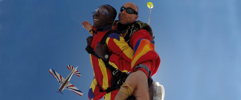 Parachutisme Vosges